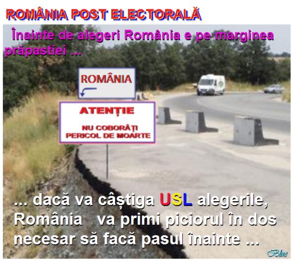ROMÂNIA - ALEGERI