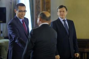 Băsescu Antonescu Ponta
