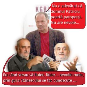 Patriciu,  Stănescu