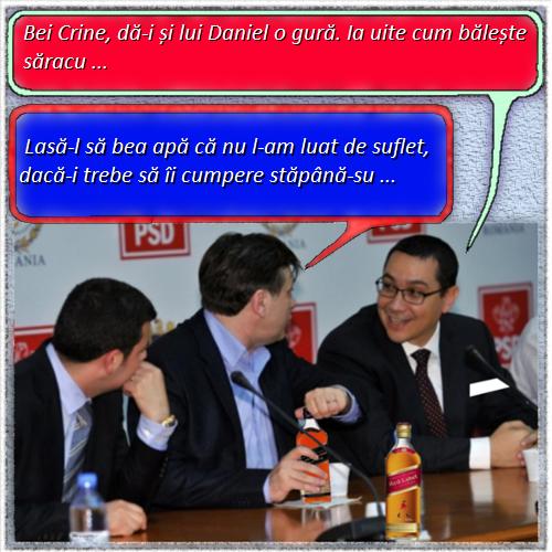 Antonescu, Ponta, Constantin ...