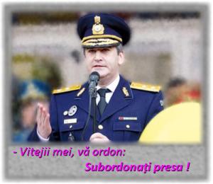 Generalul Gabriel Oprea
