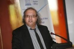 Jim BoumelhaPreşedintele Federației Europene a Jurnaliștilor (FEJ)