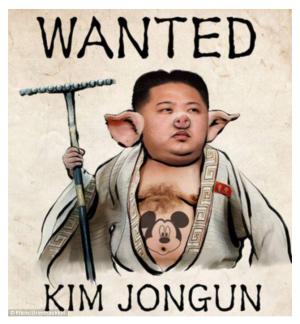 Kim Jong-un, marele râtan asiatic