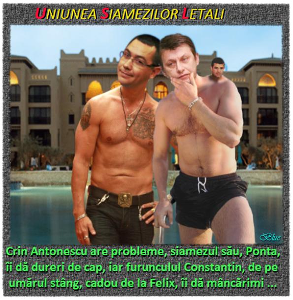 Crin Antonescu, Victor Ponta, Daniel Constantin