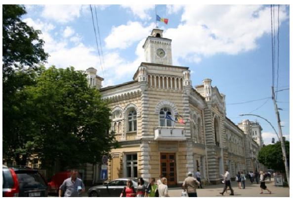Doliu la Chișinău