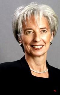 Christine Lagarde - Director FMI