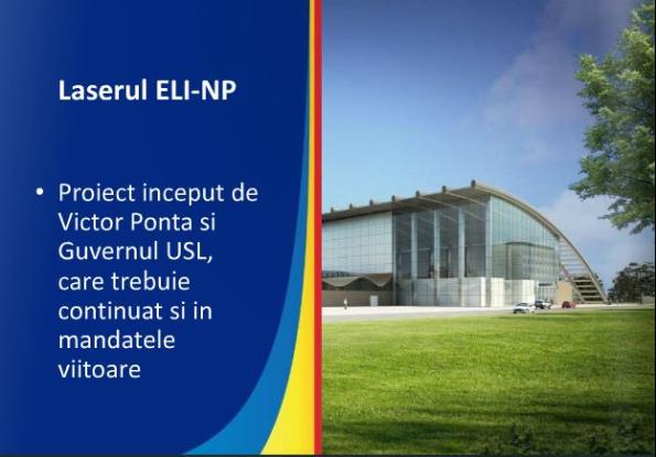 Cum a furat premierul Ponta laserul de la pre-edintele Băsescu