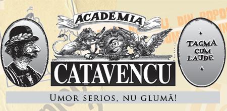 Academia Catavencu  -  logo