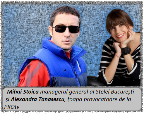 Mihai Stoica , Alexandra Tanasescu