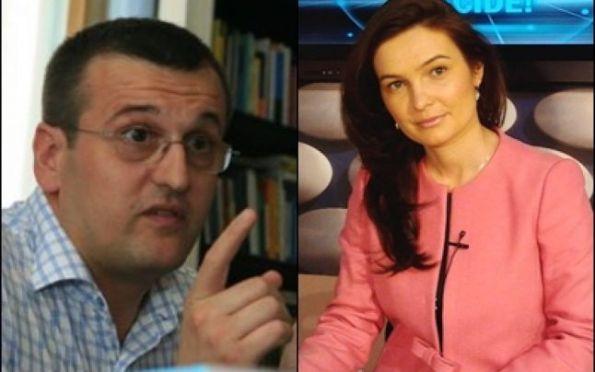 Valeria Schelean îl contrează dur pe Cristian  Preda