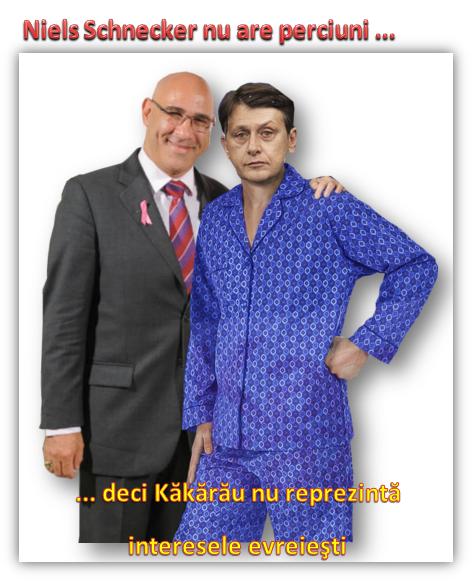 Crin Antonescu, Schneker