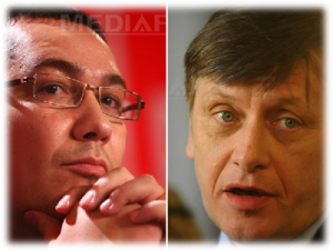 Ponta: Dacă Antonescu spune că n-are nevoie de sprijin PSD pentru Preşedinţie, nu-l susţinem cu forţa