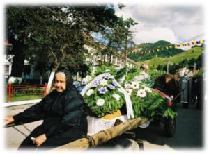 Înmormântarea lui Tomus Constantin