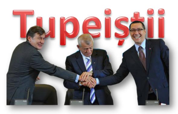Ponta, Antonescu, Oprescu