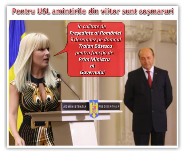 Udrea, Băsescu