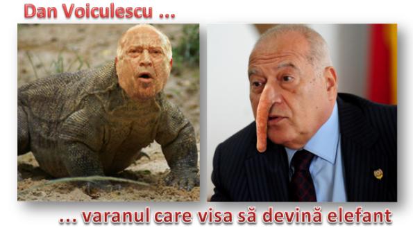 Antena 3,  Dan Voiculescu