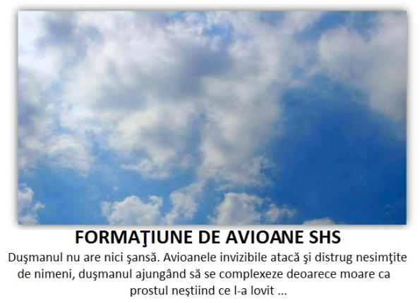 Avioane SHS