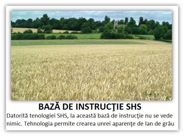 Bază antrenament SHS