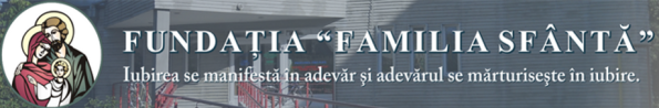 Fundatia  Familia Sfanta  -  Policlinica Fara Plata