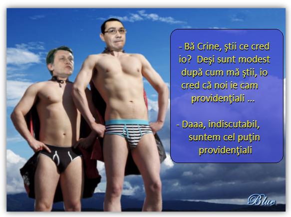 Ponta,  Antonescu