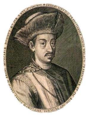 Sigismund Báthory de Somlyó - Principele Transilvaniei Prinț imperial
