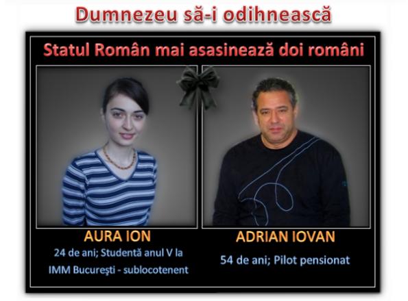 Aura Ion; Adrian Iovan