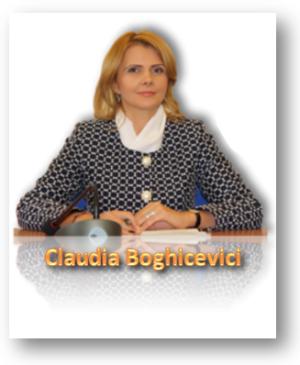 Claudia Boghicevici .