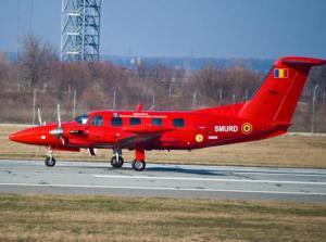 Avionul cu care se lăuda arabul Raed Arafat, bun să defileze de 1 Decembrie, dar ţinut în hangar ca să nu se zgârie ...