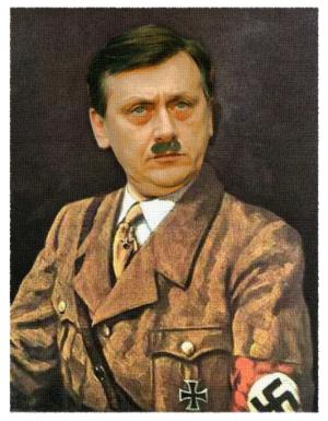 CRIN ANTONESCU -Führerul PNL