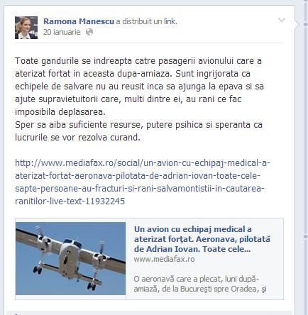 Ramona Manescu 1