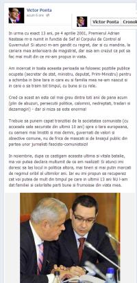 Victor Ponta –fotocopie