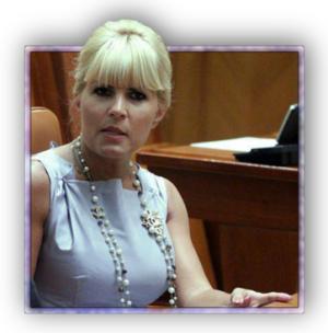 Elena Udrea a fost de faţă când cu biletul ...