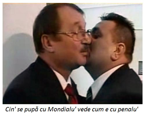 Mircea Băsescu, Bercea Mondialu'