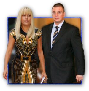 Elena Udrea, Mihai Răzvan Ungureanu