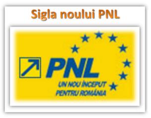 Sigla noului PNL