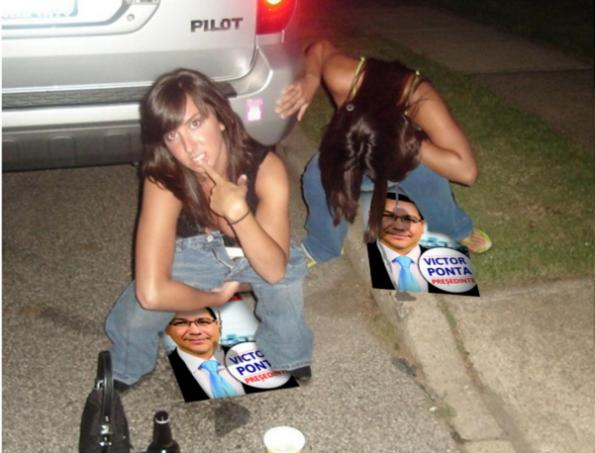 Tinerii votează explicit şi masiv cu Victor Ponta. În special fetele