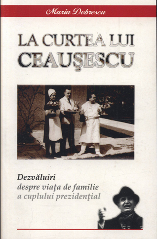 La curtea lui Ceaușescu - coperta