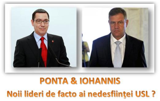 Ponta și Ioahannis