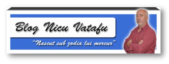 Blog Nicu Vătafu