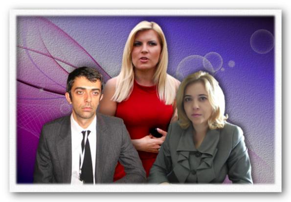 Elena Udrea, Ana Maria Topoliceanu, Tudor Breazu