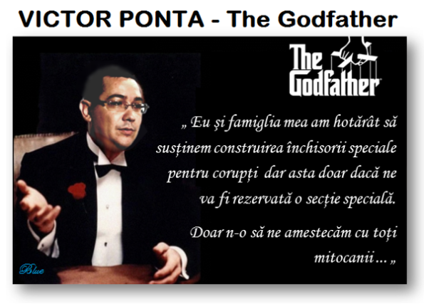 Victor Ponta - The Godfather