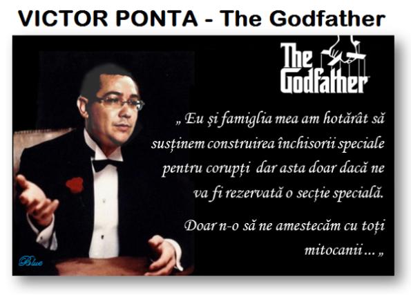 Victor Ponta - The Godfather