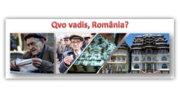 Qvo vadis, România
