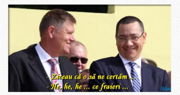 Iohannis, Ponta