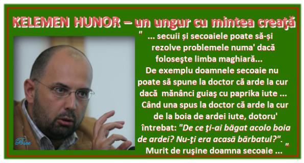 Kelemen Hunor