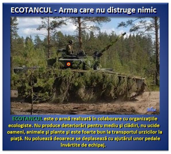 ARMATA ROMÂNĂ, dotări   1