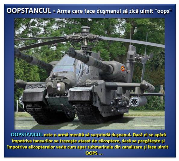 ARMATA ROMÂNĂ, dotări 3