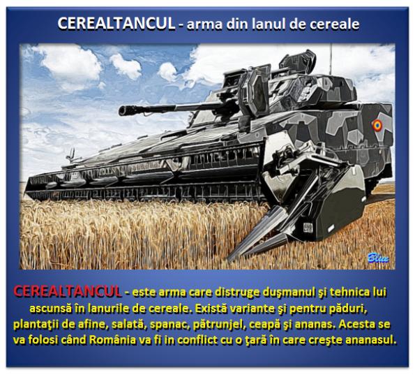 ARMATA ROMÂNĂ, dotări 4