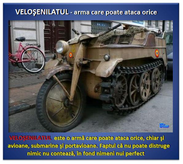 ARMATA ROMÂNĂ, dotări 9