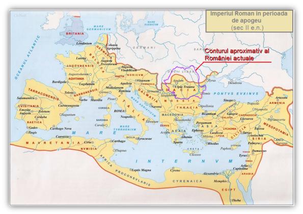 Imperiul Roman la apogeu - sec II e.n -1